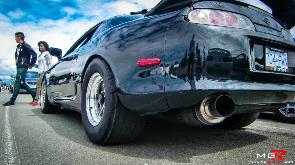 Toyota Supra Drag