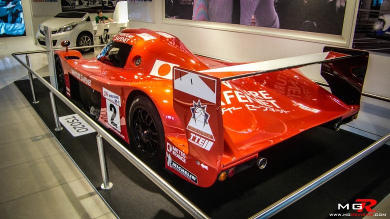 Toyota TS020 01