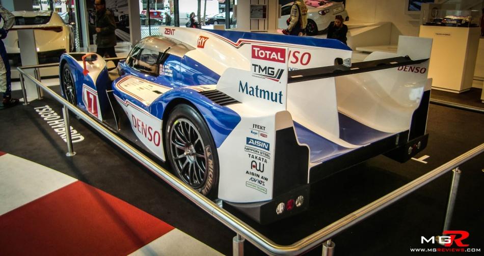 Toyota TS030 03