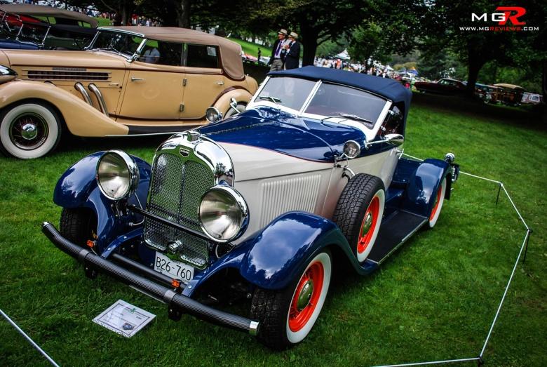 Auburn Speedster Convertible