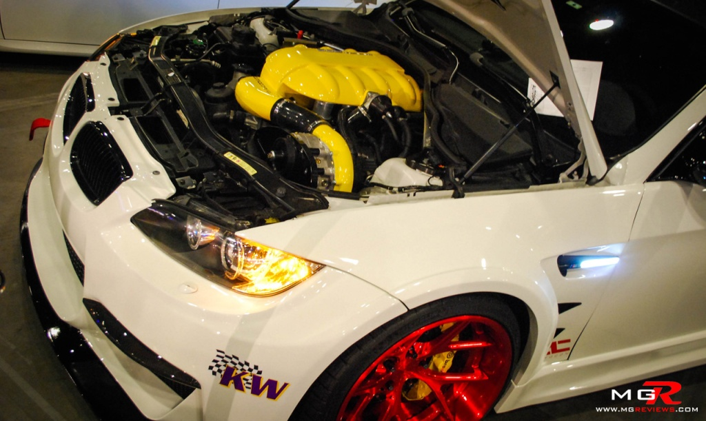 BMW M3 Supercharged 1