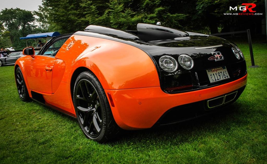 Bugatti Veyron Grand Vitesse 07