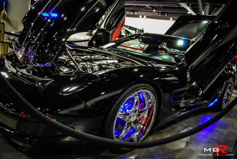 Chevrolet Corvette Supercharged