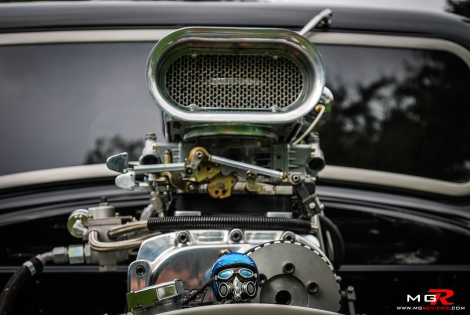 Dragster pickup engine