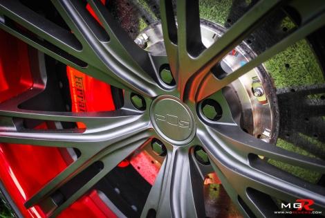 Ferrari 458 Pur wheel
