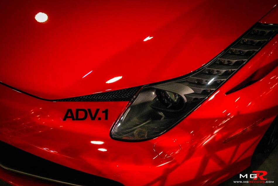 Ferrari 458 Red 1