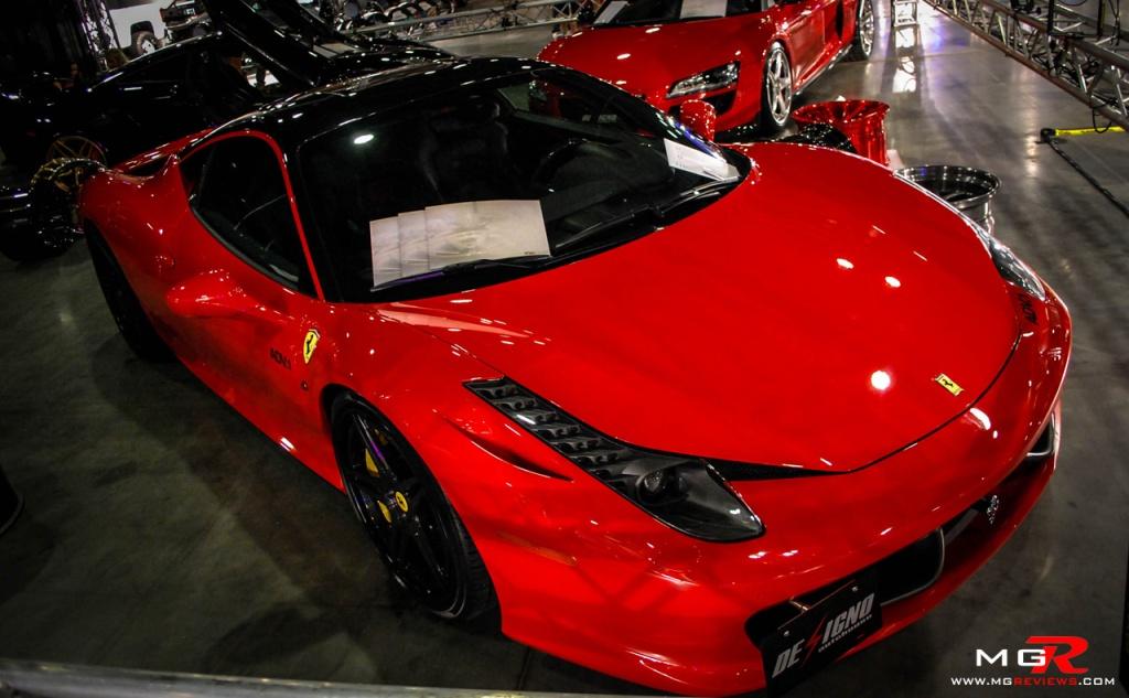 Ferrari 458 Red 2