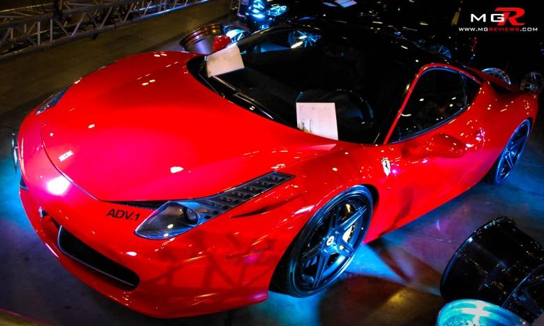 Ferrari 458 Red 3