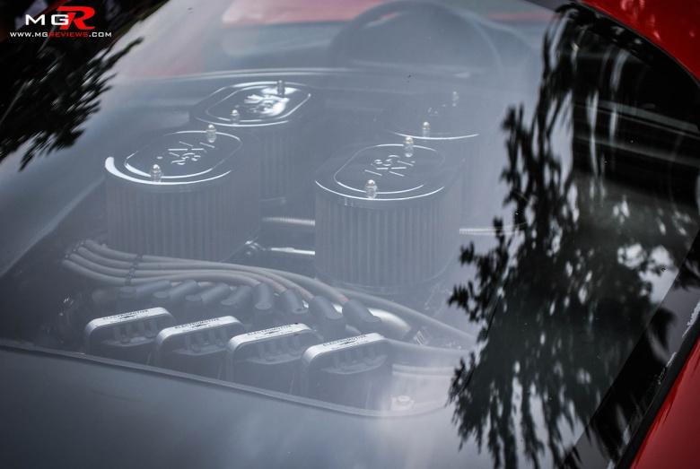 Ferrari classic engine 2