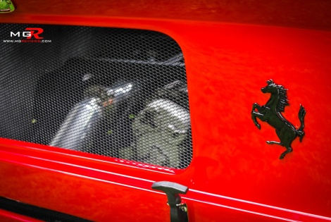 Ferrari classic engine