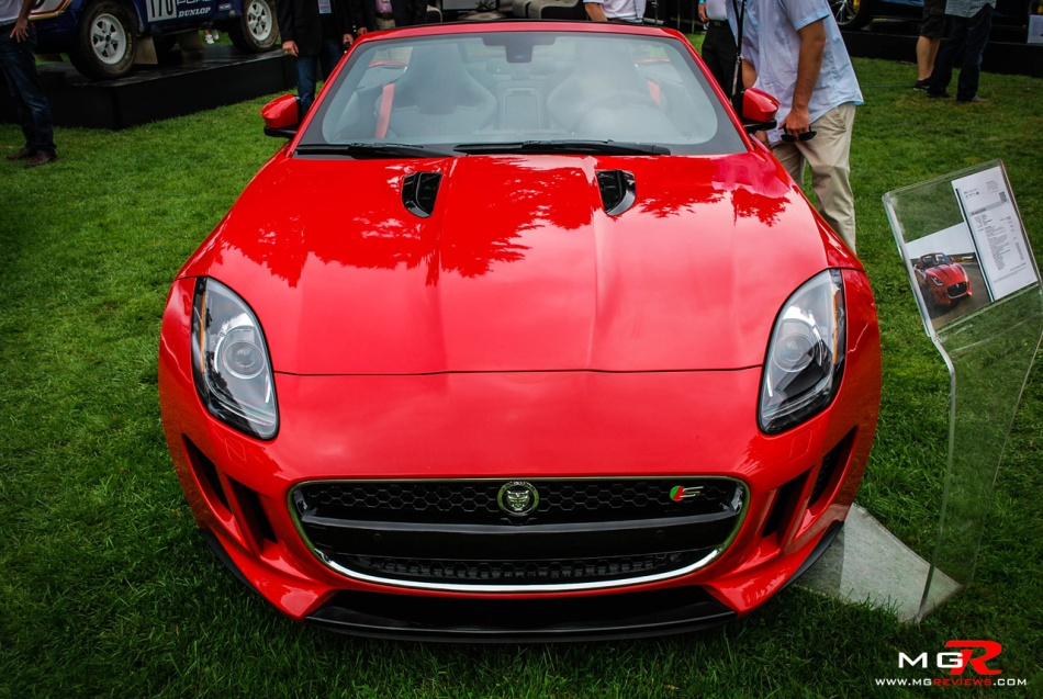 Jaguar F-type red 02