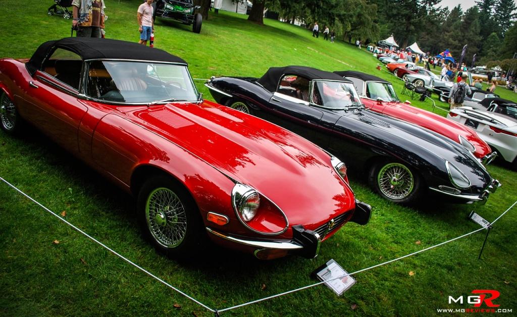 Jaguar XKE group