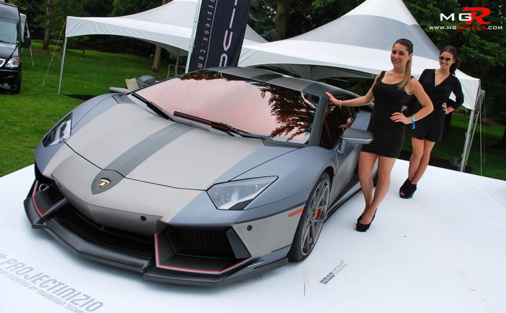 Lamborghini Aventador modified 02