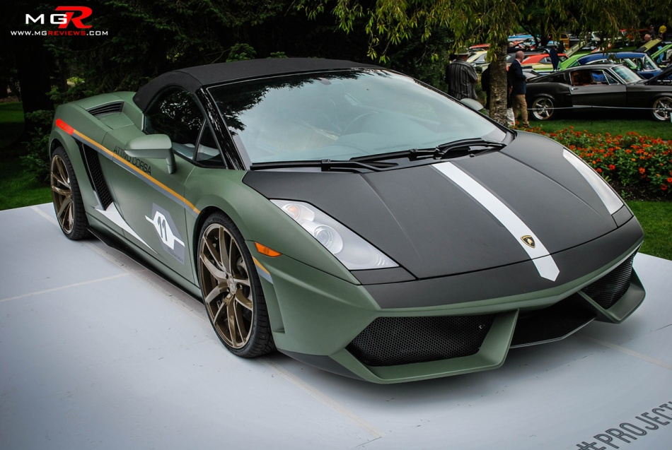 Lamborghini Gallardo SPyder modified