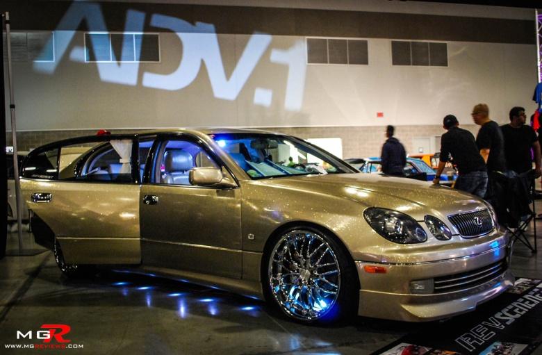 Lexus GS 1