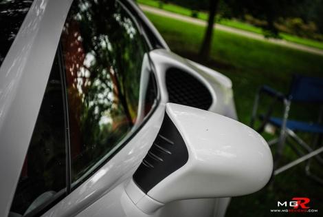 Lexus LFA white 03