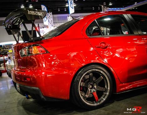 Mitsubishi Lancer Evolution X 01