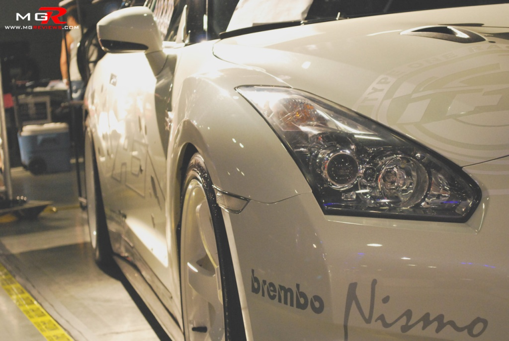 Nissan R35 GTR 4