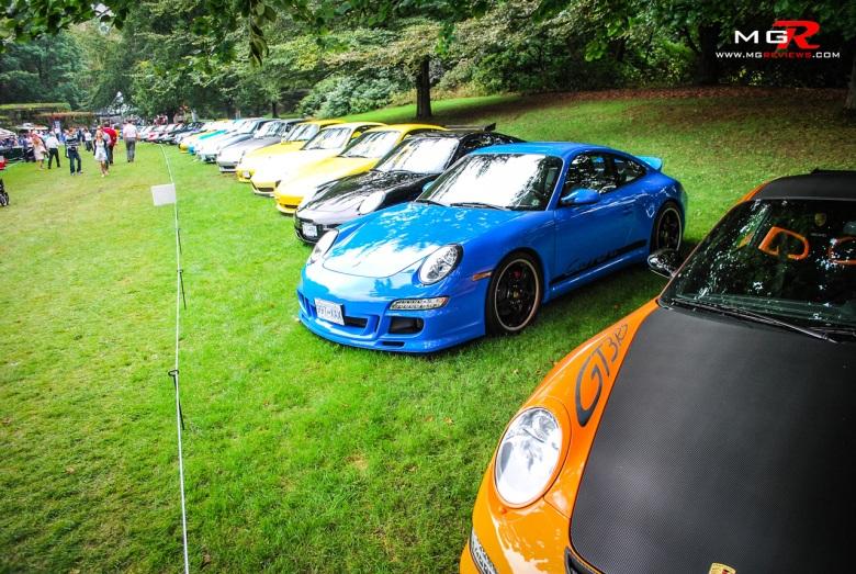 Porsche 911 group