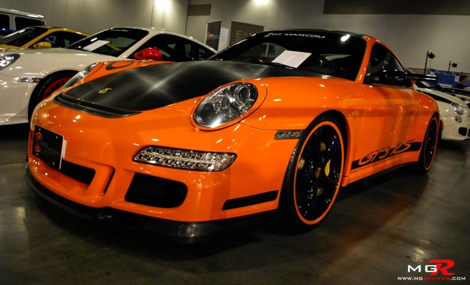 Porsche 911 GT3RS 1