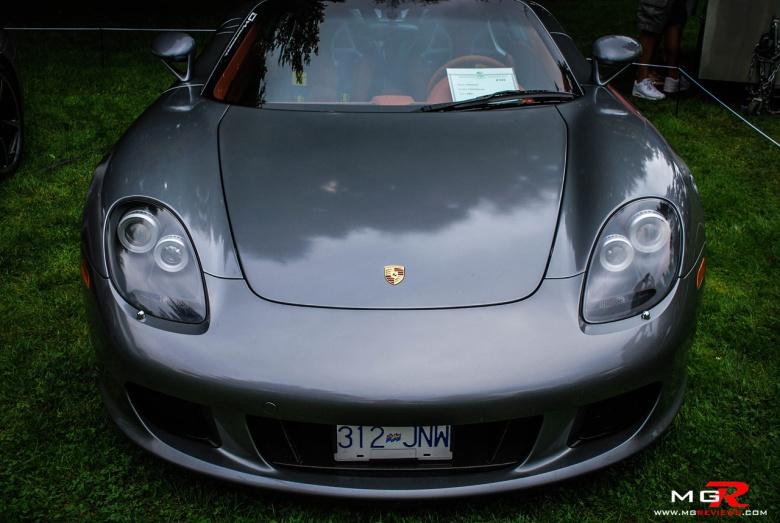 Porsche Carrera GT 01