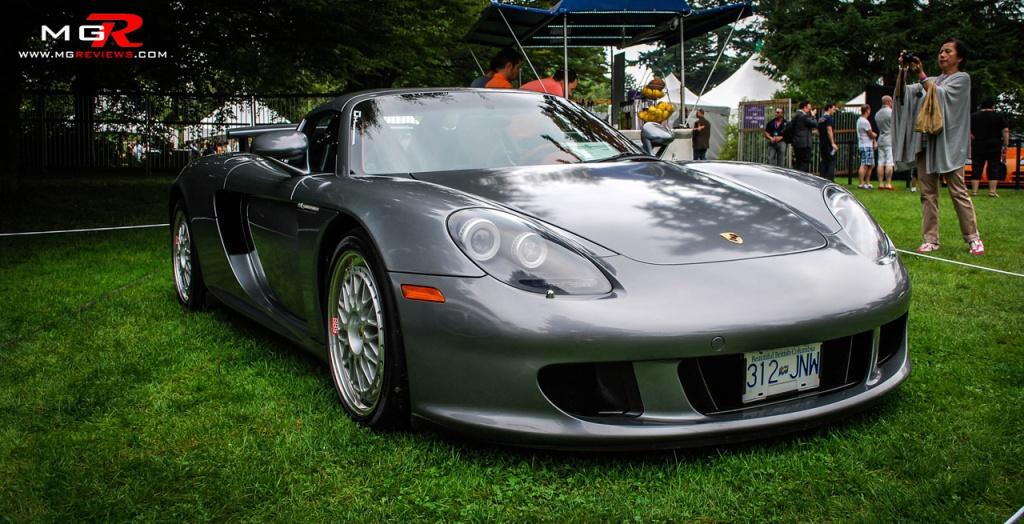 Porsche Carrera GT 03