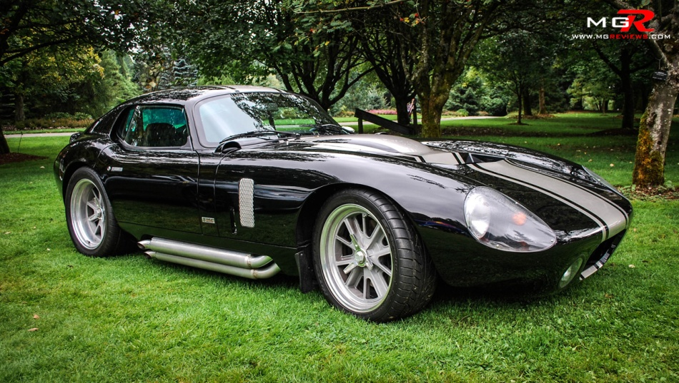 SHelby Cobra coupe