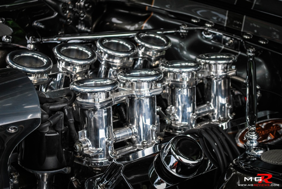 Shelby GT500 engine