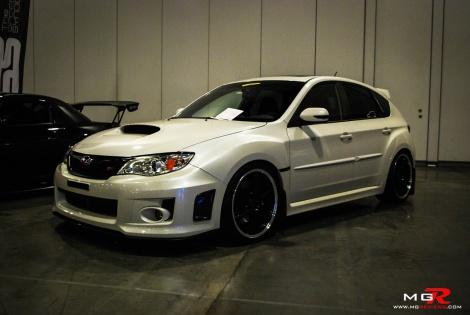 Subaru Impreza STi 1