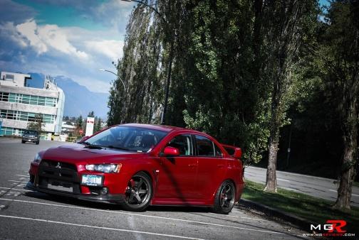 Mitsubishi Lancer Evolution X 04