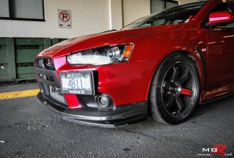 Mitsubishi Lancer Evolution X 11