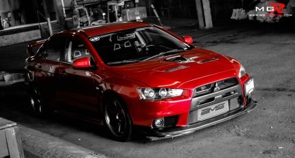 Mitsubishi Lancer Evolution X 15-2