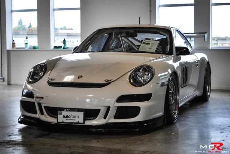 Porsche 911 GT3 Cup 02