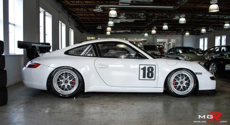 Porsche 911 GT3 Cup 09