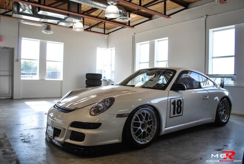 Porsche 911 GT3 Cup 12