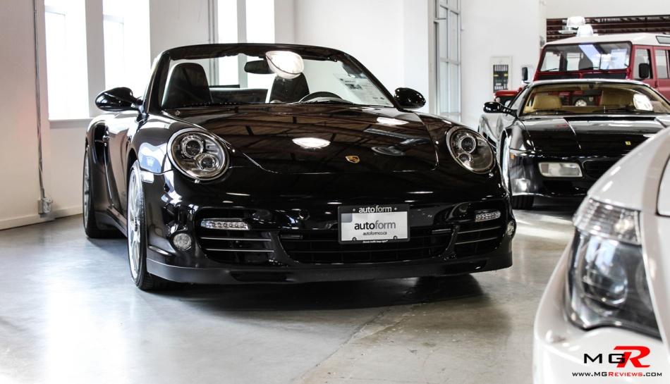 Porsche 911 Turbo S Cabriolet 18
