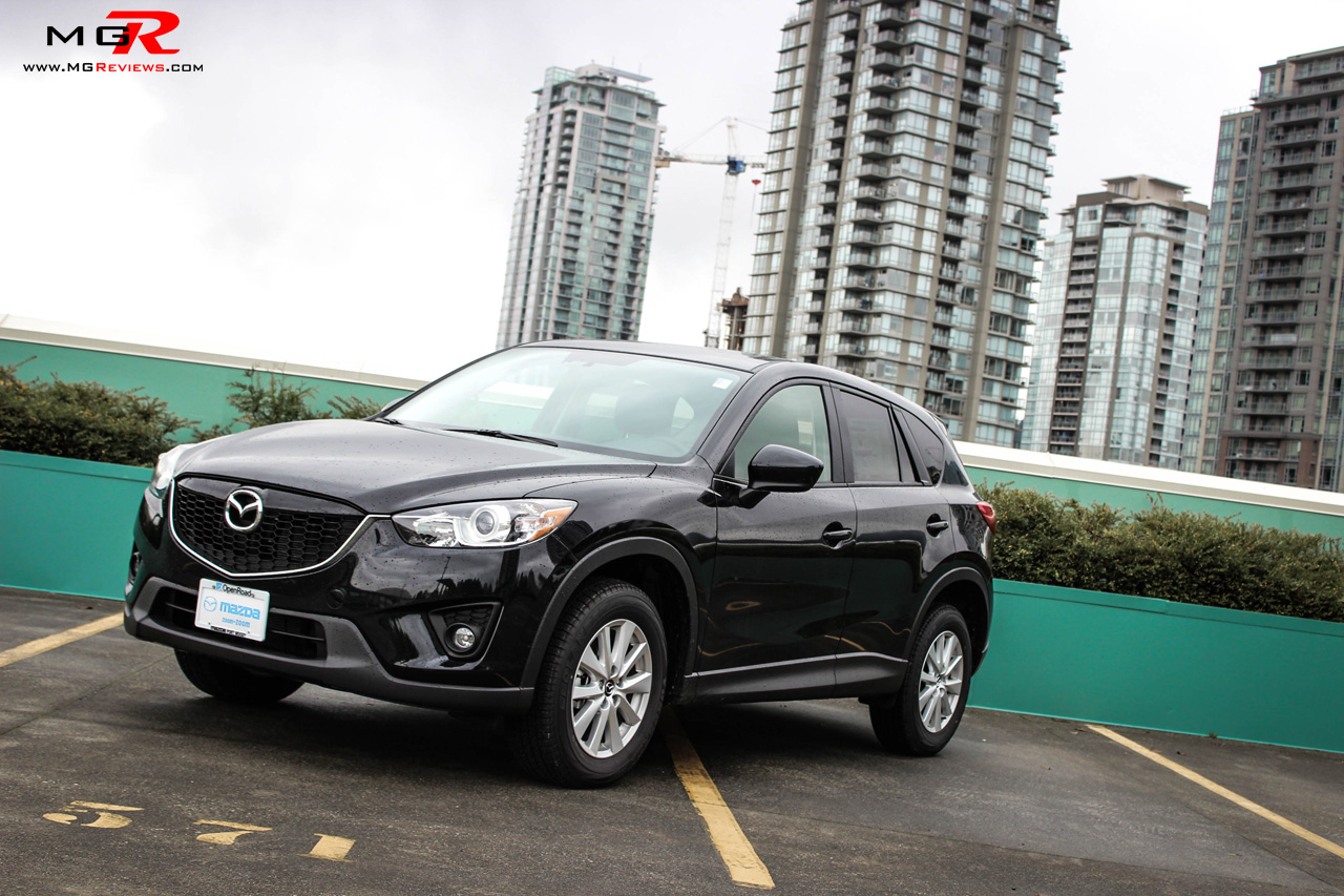 review 2014 mazda cx 5 gs m g reviews. Black Bedroom Furniture Sets. Home Design Ideas