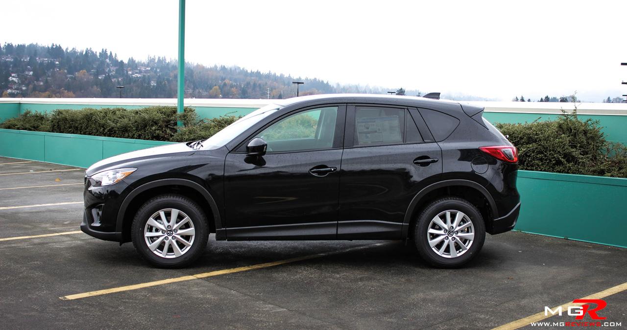 Open Road Honda Reviews U003eu003e Review: 2014 Mazda CX 5 GS | M.G.
