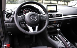 2014 Mazda3 Interior 08