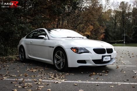 BMW M6 09