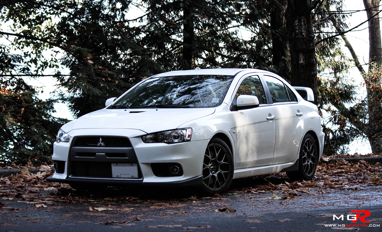 review 2008 mitsubishi lancer evolution x mr m g reviews. Black Bedroom Furniture Sets. Home Design Ideas