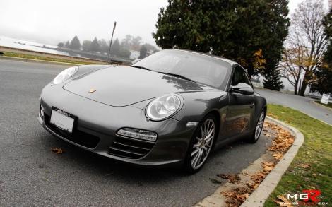Porsche 911 C4S 09