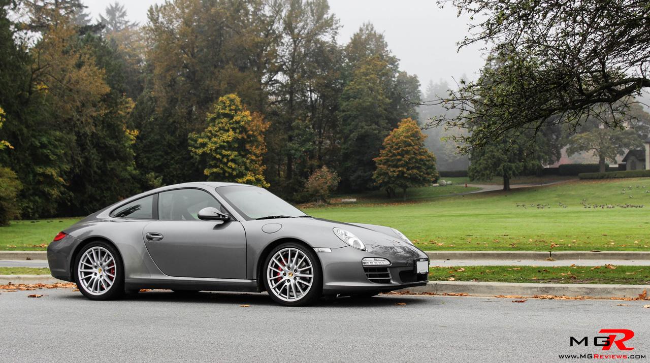 Comparison Porsche 911 Carrera 4s Vs Porsche 911 Carrera