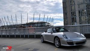 Porsche 911 Cabrio 997 01