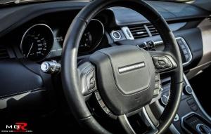 Range Rover Evoque interior 02