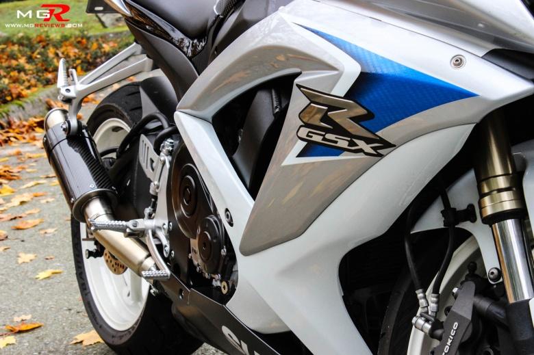 2008 Suzuki GSXR 600 Limited Edition 02