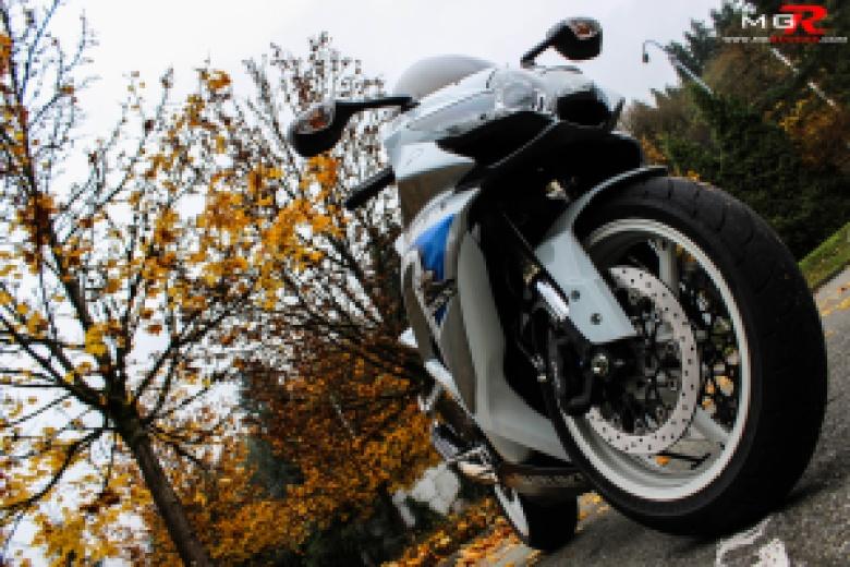 2008 Suzuki GSXR 600 Limited Edition 04