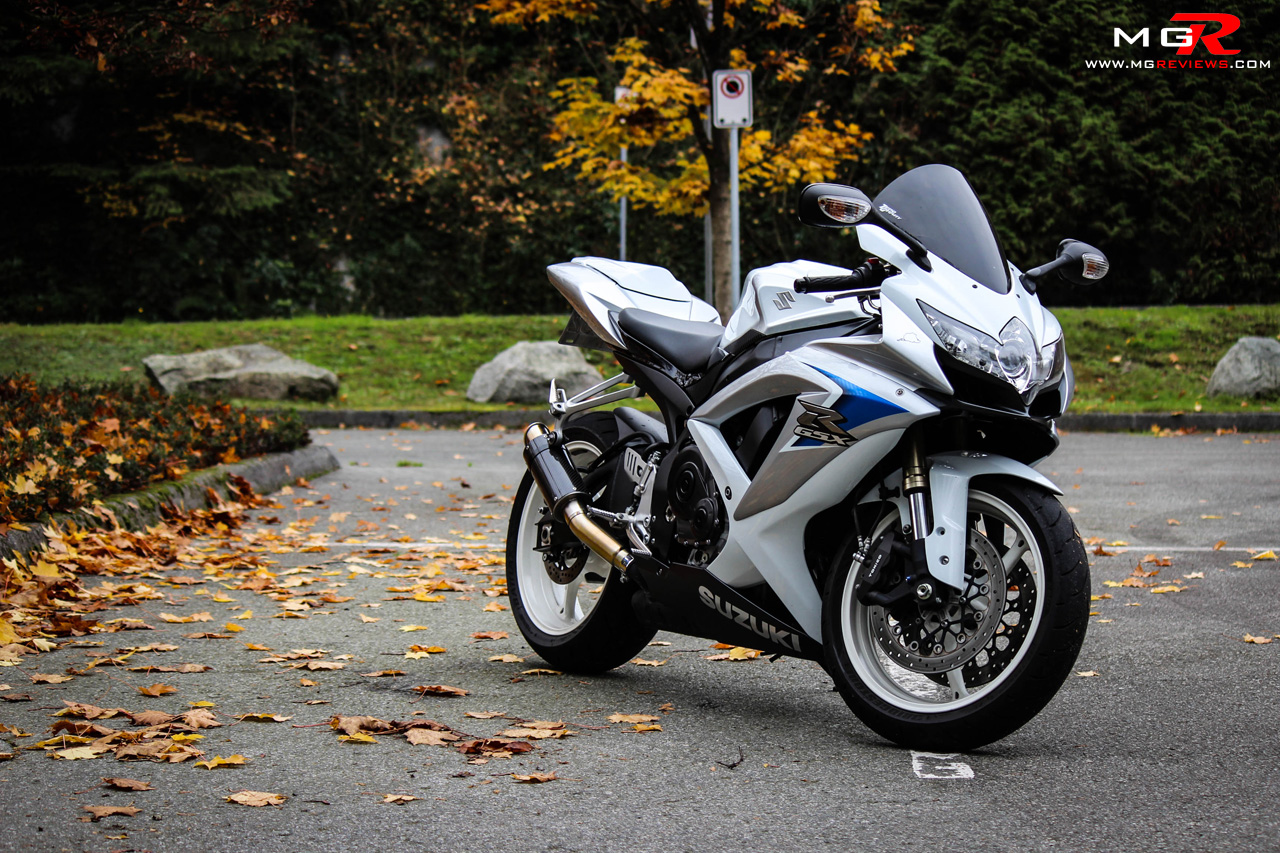 Review 2008 Suzuki Gsxr 600 Limited Edition M G Reviews