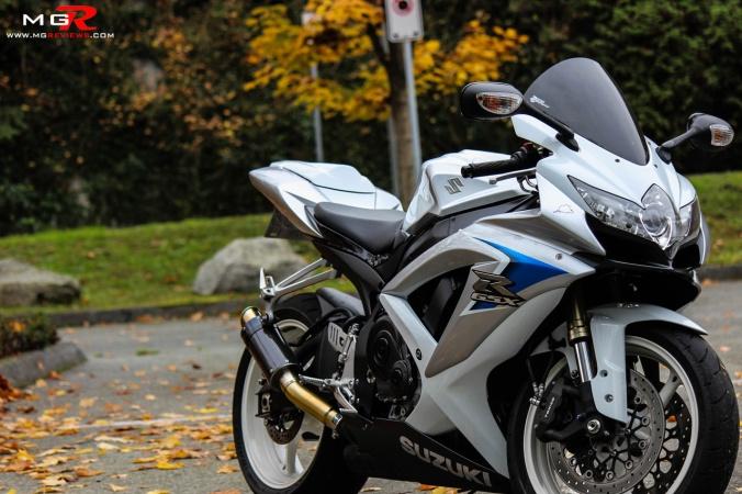 2008 Suzuki GSXR 600 Limited Edition 09