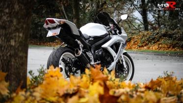 2008 Suzuki GSXR 600 Limited Edition 12